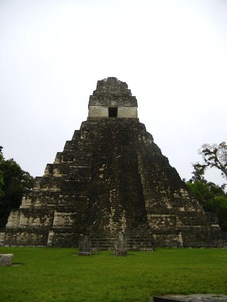 Tikal, Ruinas Mayas. Guatemala 2012.