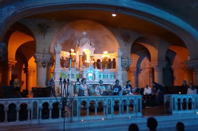 Concierto Músicas Sagradas del Mundo, Santiago de Chile