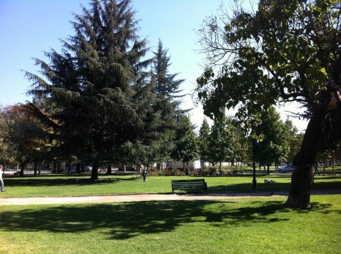 Plaza Las Lilas, Providencia