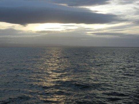 Nuestros océanos agitados interiores se calman al meditar