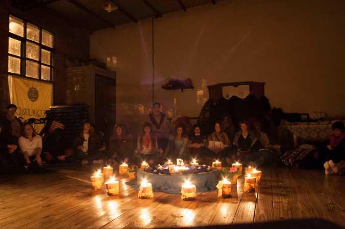 meditacion invierno