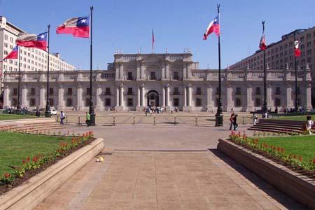 Palacio LaMoneda