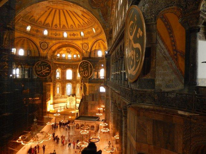 Hagia Sofia, mezquita y museo, Estambul