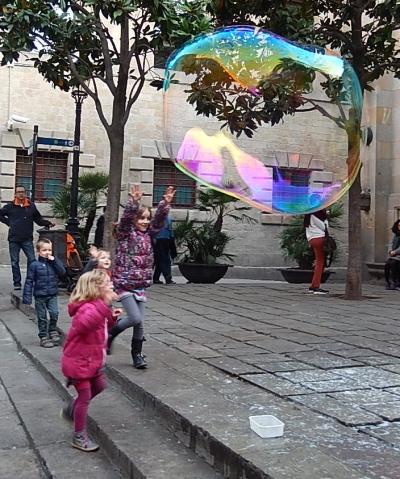 burbuja bcn