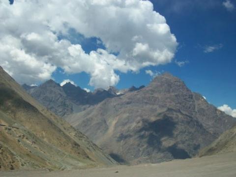 Los Andes, Chile, verano 2011