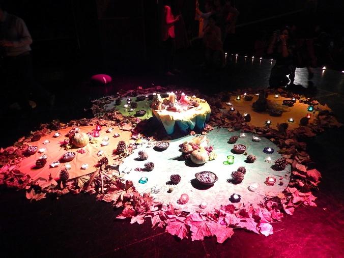 ALTAR ritual otoño